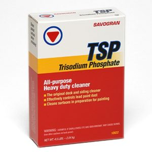 trisodium phosphate used in cereal TSP